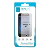 Azuri screen protector Tempered Glass voor Apple iPhone 6 (S)