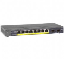 Netgear 8-Port GS110TP Gigabit Sm Sw