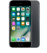 Refurbished - Apple iPhone 7 128GB Black