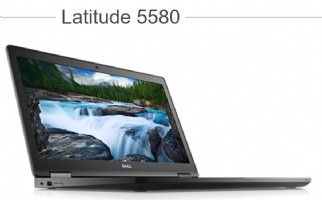 Standaard laptop Dell Latitude 5580