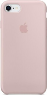 Apple iPhone SE2020/ 8 / 7 Silicone Case – Pink Sand